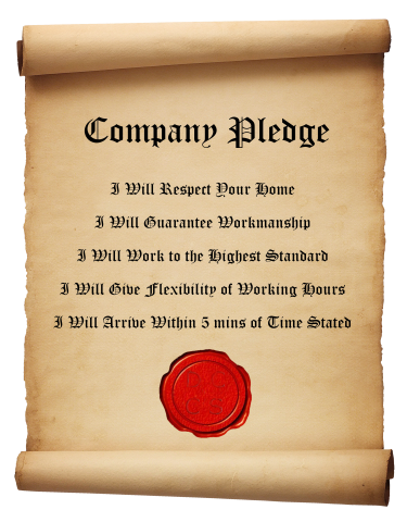 Company Pledge